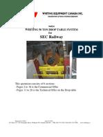 94024 - 50T Drop Table SEC Railway