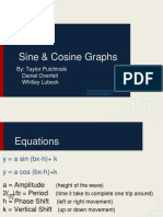 Sin Cos Graphs
