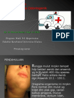 Penyebaran Infeksi Odontogenik