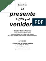 Escatologia Sam Waldron_Sugel Michelen
