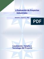 Planeacion y Evaluacion de Proyectos Industriales - Localización.pdf