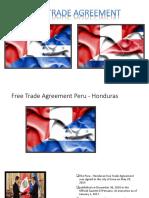 Peru - Hondura y Costa Rica