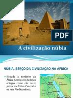 A Civilização Núbia