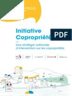 "Plan ""Initiative Copropriétés"""
