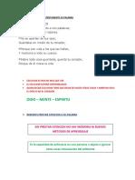 ESTUDIDO LECCION 5