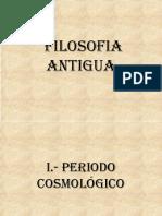 FILOSOFIA PERIODOS