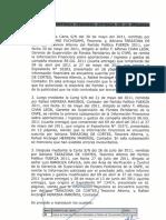 Auto de detención preliminar de Keiko Fujimori - Parte 2