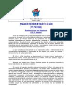 Items Evaluacion 12-24