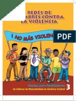 Redes de Hombres Contra La Violencia Manual Para Facilitadores