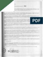 Resolucion de Alcaldia 950- MML