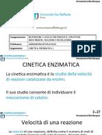 Cinetica enzimatica - Prima Parte.pdf
