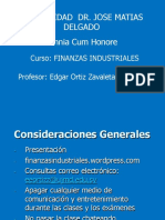 Introduccic3b2n Al Curso Criterios Financieros Bc3a0sicos