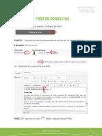 Manual Foro Consultas y Comentarios(1)