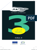 UIA 3rd Call Projects