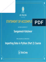 6. Importing Data in Python 2
