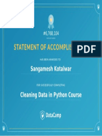 7. Cleaning Data in Python