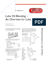 TB008-0512-2 Lube Oil Blending