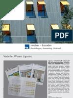 Fassaden Von Holzbauten