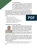 POETAS DE LA PROVINCIA DE SANTA CRUZ CAJAMARCA