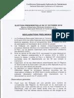 Declarationpreliminaire_election Presidentielle_oct. 2018