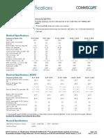 Datasheet ANT AMB4520R0