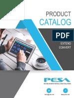 2018 PESA Catalog