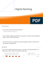 ComScore - Canadian Digital Banking