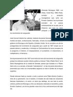 Biografía José Coronel Urtecho