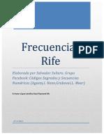 frecuencias RIFE