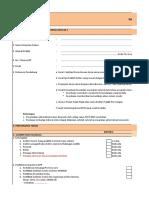 Lampiran 3 - Format Self Assessment Re-Credentialing.xlsx
