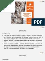 Apresentação Daniel Strongin - Consultor EcoAct Online e Imoplanejamento