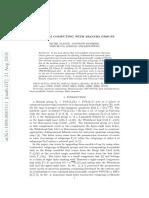 Quantum Computing With Bianchi Groups