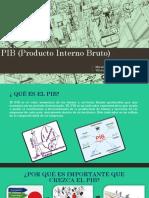 PIB Producto Interno Bruto