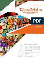 Listado Talleres Artístico Culturales 2018