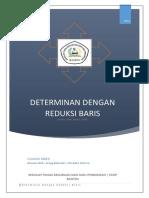 DETERMINAN DENGAN REDUKSI BARIS.pdf