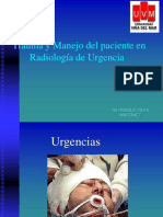 Clase Radiologia de Urgencia