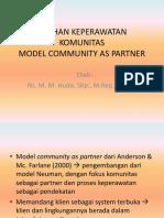 Askep Comunity Partner.ppt