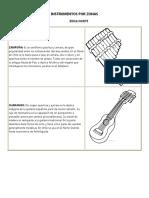 Instrumentos Por Zonas