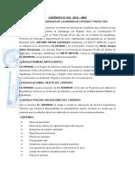 Contrato de Consultoria Para Jefe de Proyecto