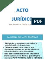 Negocio Jurídico 2018-II B