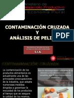 Capacitacion en Contaminación Cruzada y Analisis de Peligros