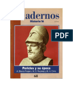 PERICLES Y SU EPOCA
