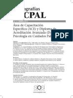 MONOGRAFIA Psicología en Cuidados Paliativos