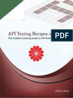 API Testing Recipes in Ruby Sample