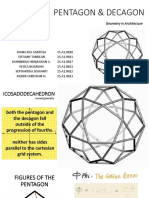 Pentagon and Decagon - Geometry in Architecture