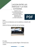 EQUIPO 5 3RA PARTE LA RELACION ENTRE LAS MATEMATICAS Y LA VIDA.pptx