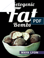 [TOPSHELFBOOK.org] Ketogenic Diet – Fat Bombs – 60 Decadent Low Carb