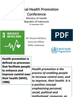 PPP_health promotion in sustainable development_Sept 2017 (WHO).pptx