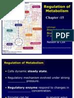 4. CH 15 Regulation of Metabolism