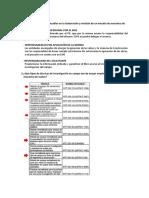 Resolución Examen Mecánica de Suelos